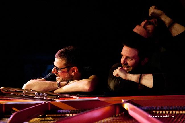 Fabrizio Bosso + Julian Mazzariello (di Andrea Polverini) (2)