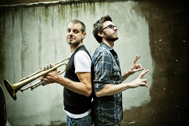 Fabrizio Bosso + Julian Mazzariello (di Simone Cecchetti)