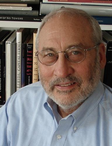 Foto Joseph Stiglitz