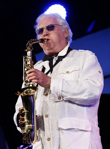 German Jazz Trophy 2013 an Lee Konitz