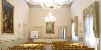 Palazzo Buonadrata_Salone delle feste