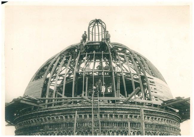 cupola Tempio storica