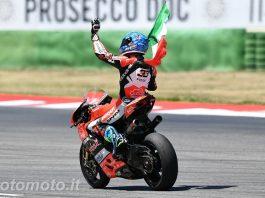 18-06-17 Misano Adriatico - Campionato del mondo di Super Bike - Marco Melandri / PHOTO FABRIZIO PETRANGELI
