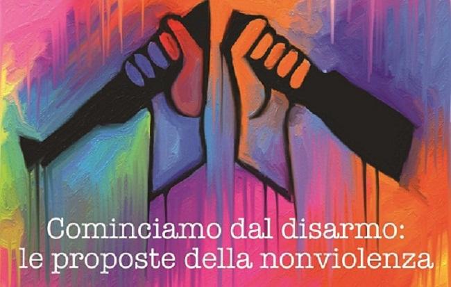 50 anni di Azione nonviolenta - logo 2