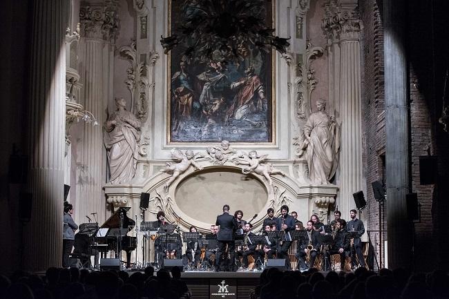 Big Band Conservatorio Bologna @ BJF2016 (di Giorgio Bianchi) (1)