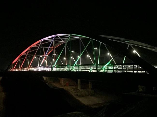 Bomporto ponte notte