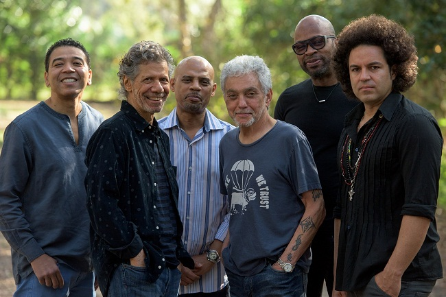 Chick Corea & Steve Gadd Band (di C. Taylor Crother, courtesy Chick Corea Productions) (1)