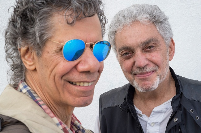 Chick Corea & Steve Gadd (di C. Taylor Crother, courtesy Chick Corea Productions) (1)