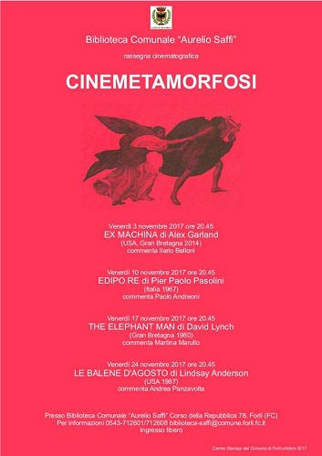 Cinemetamorfosi