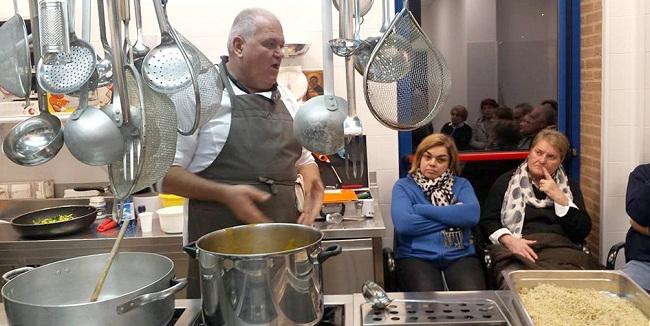 Corso di cucina salutare 16-11-2017