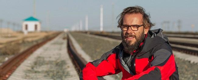 Il regista Andrea Segre