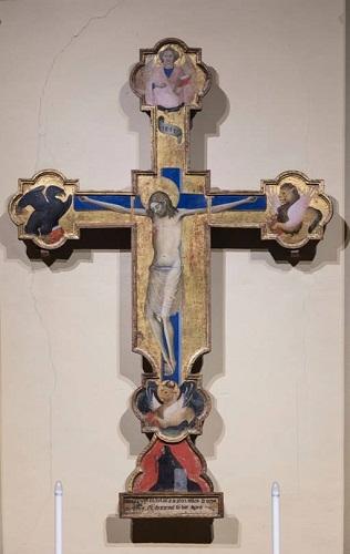 Nicolò di Pietro_Crocifisso