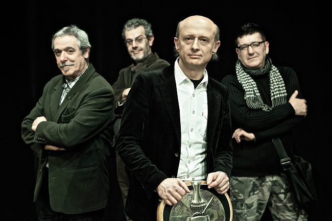 Roberto Formignani The Bluesmen