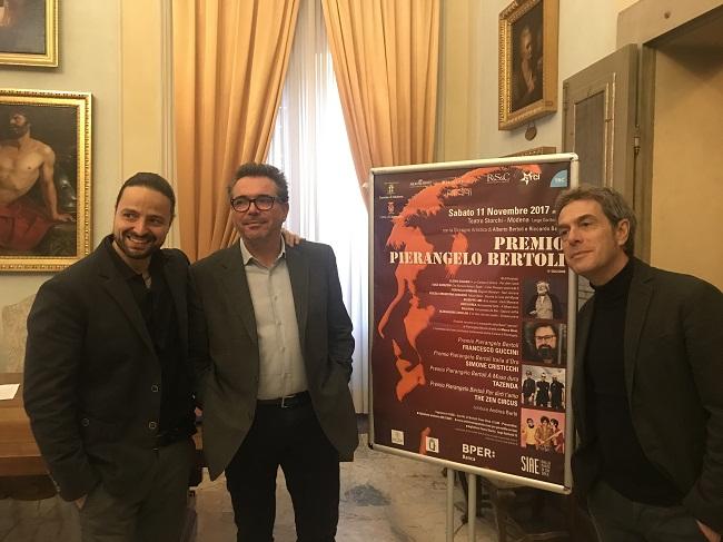 conferenza stampa premio bertoli 2017