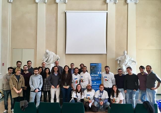 gruppo Climathon Cesena 2017