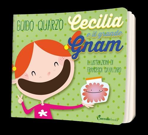 libro cecilia e il grande gnam
