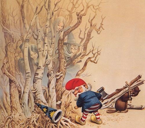 libro storie di bosco