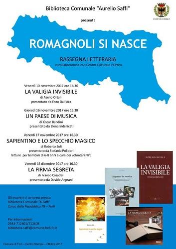 romagnoli si nasce