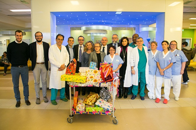 2017 12 13 Pizzarotti Seletti Bosi Santa Lucia Ospedale Bambini-1