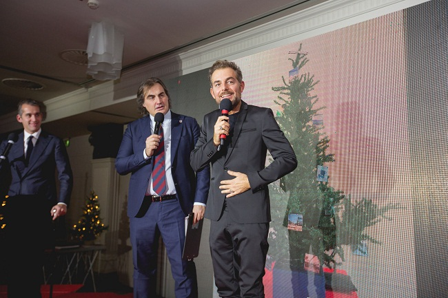 Bossari e Pardo_Cena di Gala Palace Hotel
