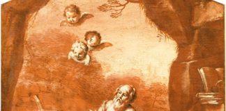 Cesare-Pronti_Storie-della-vita-di-San-Girolamo-San-Girolamo-e-il-leone-