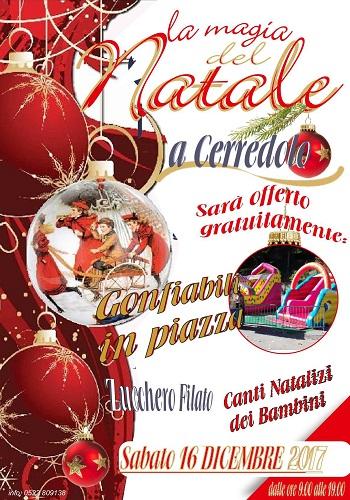 Locandina Natale Cerredolo