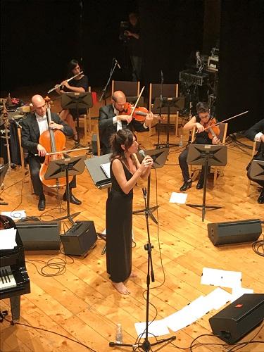 Sara Jane Ghiotti in concerto