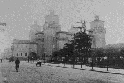castello foto storica