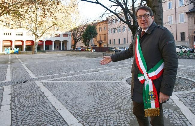 sindaco piazza Matteotti