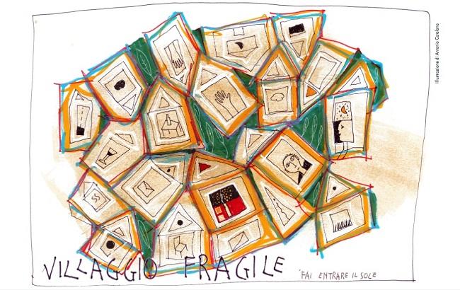 villaggio fragile fai entrare il sole