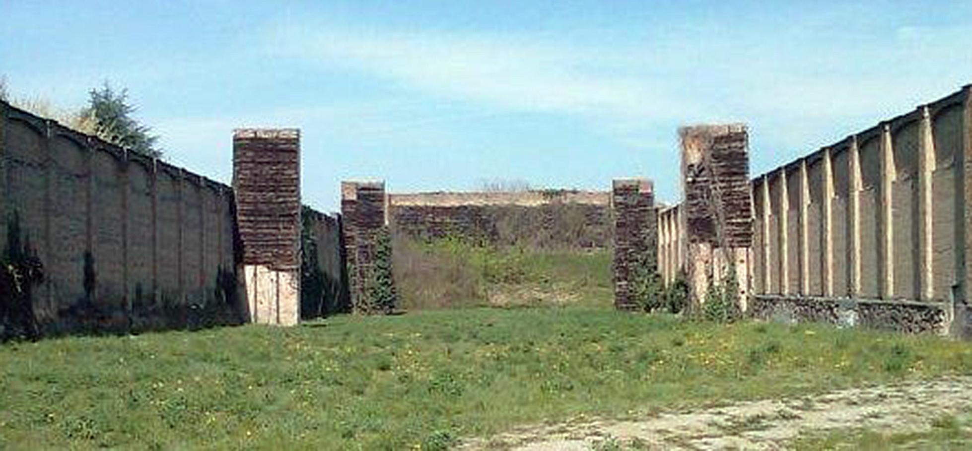 Il poligono di tiro di Reggio Emilia