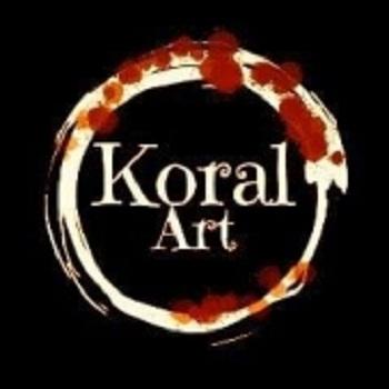 Koral art
