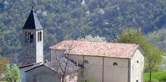 La chiesa di Tapignola
