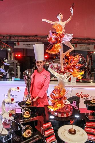 Silvia Boldetti Pastry Queen 2016 - 2