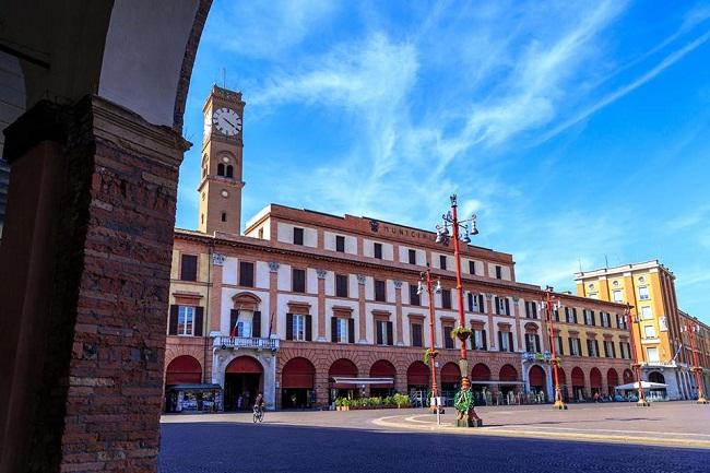 municipio di forlì
