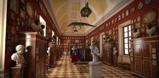 La ricostruzione della Galleria di Francesco II