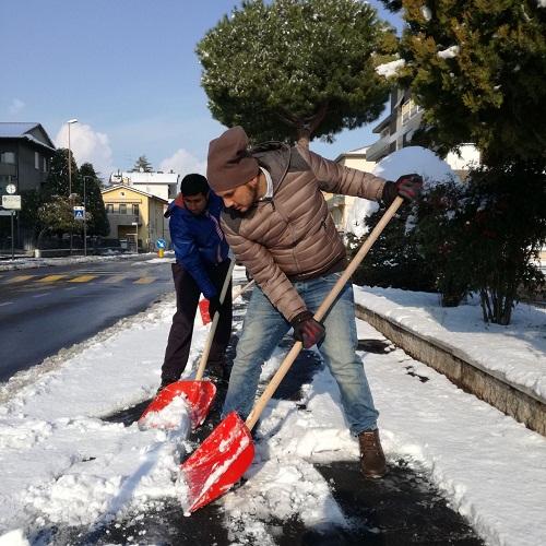Allerta meteo: dopo la neve mercoledì in arrivo forti gelate