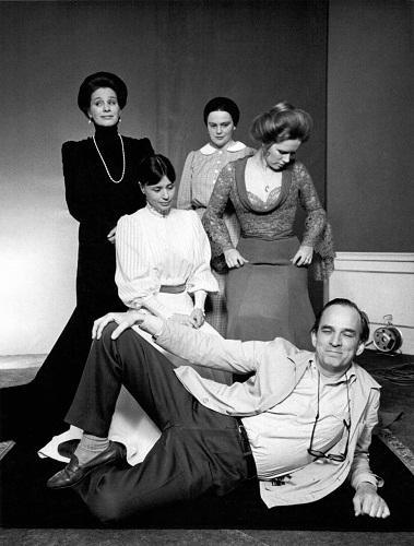 Bergman e le donne