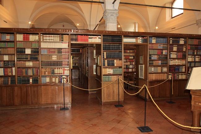 Biblioteca Comandini 3L
