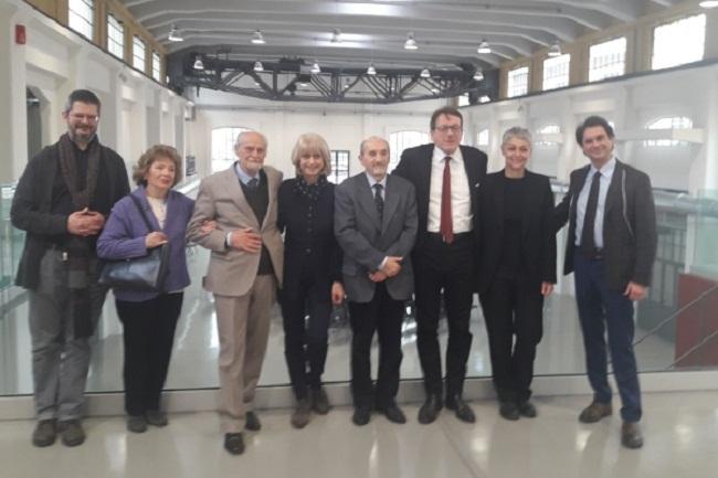 Ert Modena - Foto presentazione sede