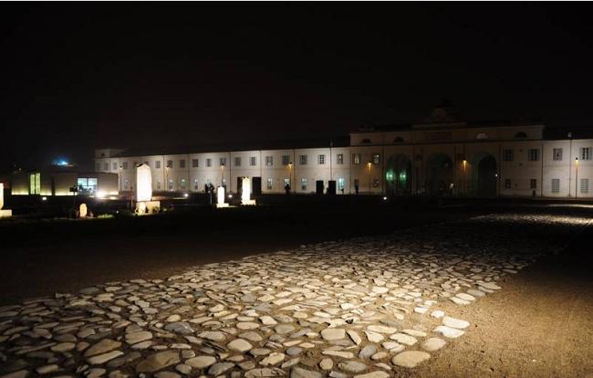 Passaggi_Strade- la strada romana al novi ark -1
