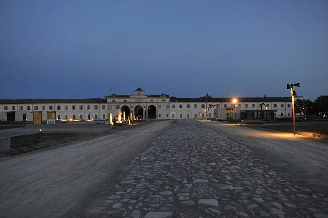 Passaggi_Strade- la strada romana al novi ark