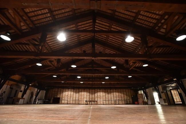 Teatro Regio - Sala scenografia