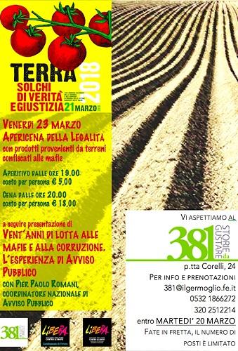 apericena_23mar2018_libera_ferrara