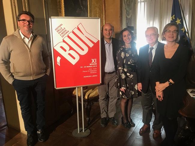 conferenza stampa buk 2018 140318