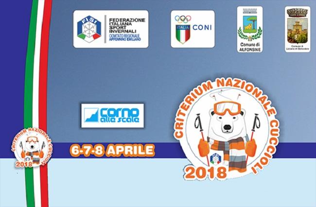 Criterium Nazionale Cuccioli 2018