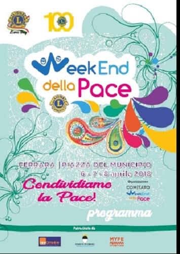 week end della pace