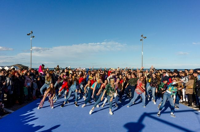 80 danzatrici
