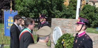 Commemorazione Ciro Menotti e Vincenzo Borelli
