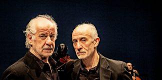 Beppe e Toni Servillo